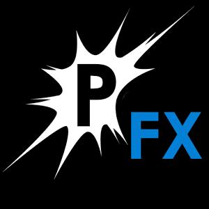 Popcorn FX Logo