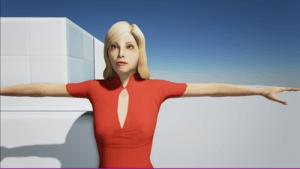 Generador de personajes de Autodesk ejemplo